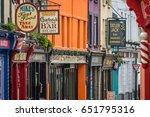limerick  ireland    april 2017 ... | Shutterstock . vector #651795316
