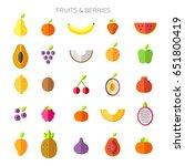 vector illustration. collection ...   Shutterstock .eps vector #651800419