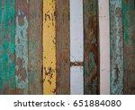 Old Vintage Wooden Background...