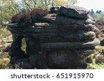 Brimham Rocks A Sedimentary...