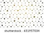 dark green  yellow vector of... | Shutterstock .eps vector #651957034
