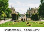 strasbourg  france   may 18 ... | Shutterstock . vector #652018390