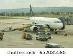 stuttgart  germany   october 26 ... | Shutterstock . vector #652035580