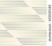 seamless horizontal stripe... | Shutterstock .eps vector #652039183