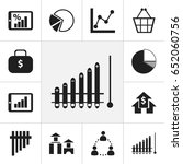 set of 12 editable analytics...