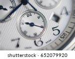 luxury swiss fashion watches.... | Shutterstock . vector #652079920