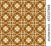 ornamental grunge vintage... | Shutterstock .eps vector #652107868