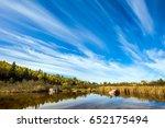 indian summer in manitoba ... | Shutterstock . vector #652175494