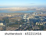 aerial view of istanbul  turkey | Shutterstock . vector #652211416