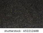 antique brown granite macro... | Shutterstock . vector #652212688