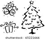 Christmas design elements Элементы новогоднего дизайна 10 EPS + JPEG Preview 15.5 Mb rar.