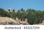 old church   macedonia  | Shutterstock . vector #652217254