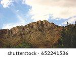 Franklin Mountain Peak