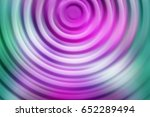 colorful ripple background | Shutterstock . vector #652289494