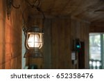 Old Style Copper Lantern...