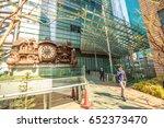 tokyo  japan   april 20  2017 ...   Shutterstock . vector #652373470