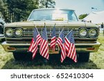 east freetown  ma  usa   may 28 ... | Shutterstock . vector #652410304