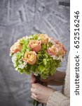 flower bouquet | Shutterstock . vector #652516246