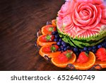 Fruit And Vegetable Carving ...