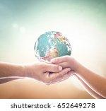 international day of peace...   Shutterstock . vector #652649278