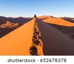 Soussusvlei  Namibia   June 20...
