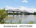 This Cantilever Bridge Was...