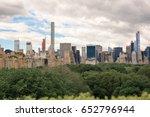 new york city  ny  may 27  2017 ... | Shutterstock . vector #652796944