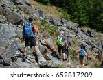 squamish british columbia... | Shutterstock . vector #652817209