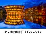 nottingham  uk   june 4  the... | Shutterstock . vector #652817968