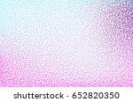 holographic random stars... | Shutterstock .eps vector #652820350