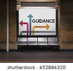 illustration of opportunities... | Shutterstock . vector #652886320
