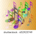 score icon vector | Shutterstock .eps vector #652925749