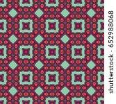 the geometric texture. boho...   Shutterstock .eps vector #652988068