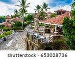 altos de chavon  dominican...   Shutterstock . vector #653028736