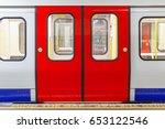 london  uk   may 30  2017  ... | Shutterstock . vector #653122546