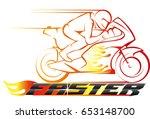Vector Abstract  Motor Racing...