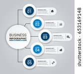 infographics elements   Shutterstock .eps vector #653169148