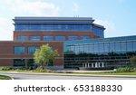 medical office building. a... | Shutterstock . vector #653188330