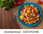 Delicious Tortellini With Meat...