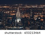 new york city   sep 11 ...   Shutterstock . vector #653213464