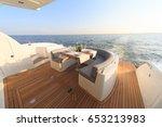 Romantic Lunch On Motor Yacht...