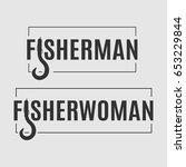 Two Vector Fisheries Logos....