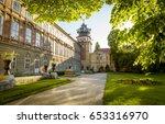 Castle Museum In Lancut  Poland