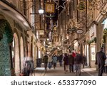 salburg  austria   11th...   Shutterstock . vector #653377090