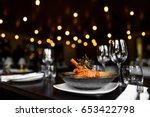 indian food | Shutterstock . vector #653422798