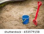 Children Plastic Shovel And...