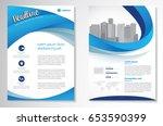 template vector design for... | Shutterstock .eps vector #653590399