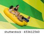 khao yai  thailand   may 20 ... | Shutterstock . vector #653612560