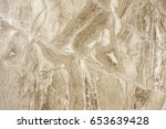 brown marble texture  | Shutterstock . vector #653639428