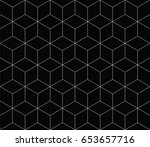 sacred geometry grid graphic...   Shutterstock .eps vector #653657716